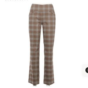 Tummy Control  Pull-On Bootcut Dress Pants